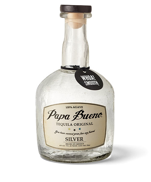 Papa Bueno Silver Tequila